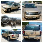 Chevrolet TrailBlazer LS - 200