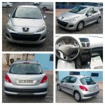 Peugeot 207 - 2011 Silver